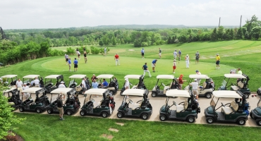 Leukemia Golf Classic View